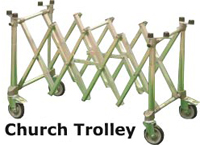 Church trolley